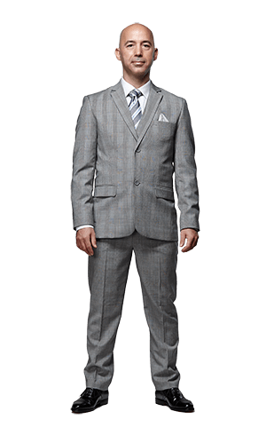 Custom tailoring - The Grey Cardinal