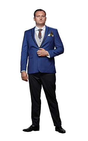 Custom tailoring - Mr Paunov